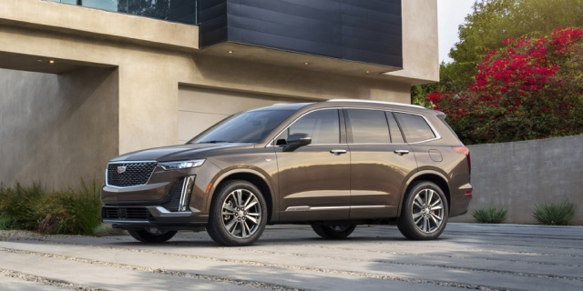 2020 Cadillac XT6 Pictures