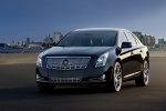 Picture of 2013 Cadillac XTS in Graphite Metallic
