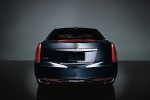 2014 Cadillac XTS in Graphite Metallic - Static Rear View