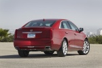 Picture of 2015 Cadillac XTS AWD in Crystal Red Tintcoat