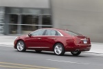 Picture of 2016 Cadillac XTS AWD in Crystal Red Tintcoat