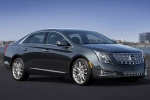2016 Cadillac XTS in Graphite Metallic - Static Front Right Three-quarter View
