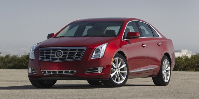 2016 Cadillac XTS Pictures