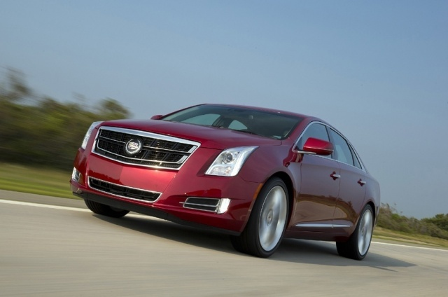 2017 Cadillac  XTS Picture