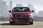 2017 Cadillac XTS AWD in Red Passion Tintcoat - Static Frontal View