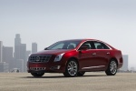 2017 Cadillac XTS AWD in Red Passion Tintcoat - Static Front Left Three-quarter View
