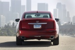 2017 Cadillac XTS AWD in Red Passion Tintcoat - Static Rear View