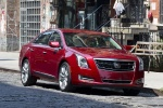 2017 Cadillac XTS Vsport AWD in Red Passion Tintcoat - Static Front Right View