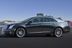 2017 Cadillac XTS in Phantom Gray Metallic - Static Left Side View