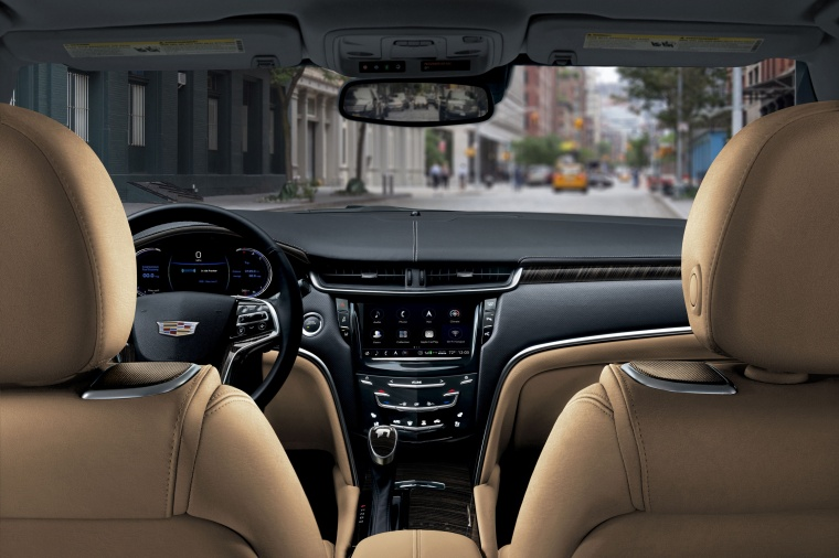 2018 Cadillac XTS Interior Picture