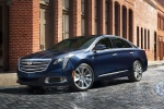 Picture of 2018 Cadillac XTS in Dark Adriatic Blue Metallic