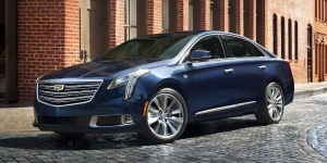 2018 Cadillac XTS Reviews / Specs / Pictures / Prices