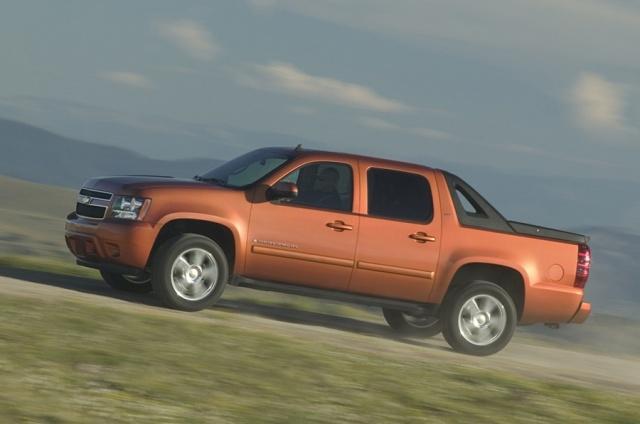 2010 Chevrolet  Avalanche Picture