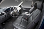 Picture of 2010 Chevrolet Avalanche Front Seats in Ebony