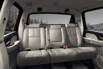 Picture of 2010 Chevrolet Avalanche Rear Seats in Titanium