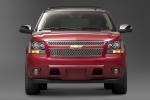 2010 Chevrolet Avalanche in Victory Red - Static Frontal View