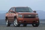 Picture of 2011 Chevrolet Avalanche Inferno Orange Metallic