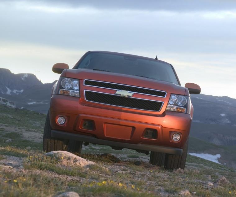2012 Chevrolet Avalanche Picture