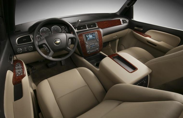 2012 Chevrolet Avalanche Interior Picture
