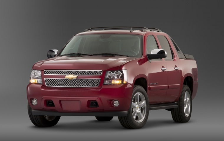 2012 Chevrolet Avalanche Picture