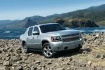 Picture of 2012 Chevrolet Avalanche in Silver Ice Metallic