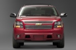 2012 Chevrolet Avalanche in Victory Red - Static Frontal View