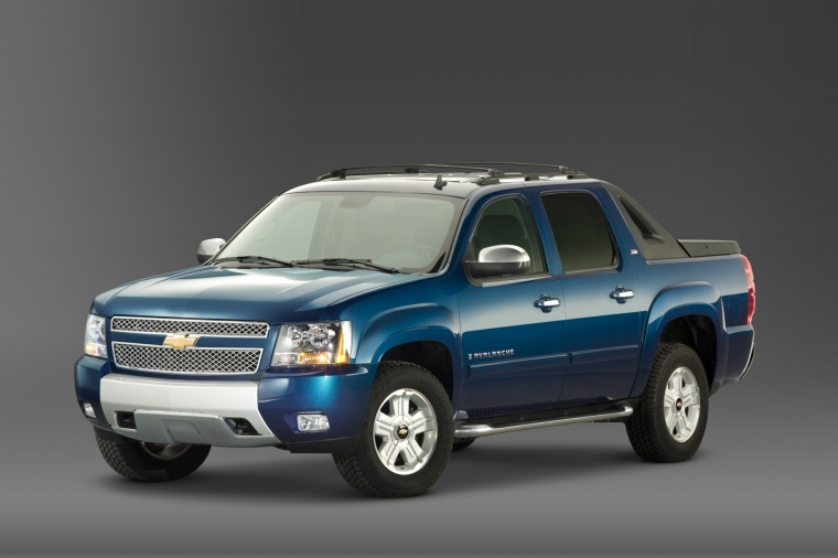 2013 Chevrolet Avalanche Picture