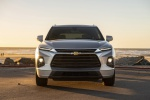 2019 Chevrolet Blazer Premier AWD in Silver Ice Metallic - Static Frontal View