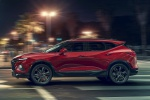 2019 Chevrolet Blazer RS AWD in Red Hot - Driving Side View