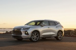 Picture of 2019 Chevrolet Blazer Premier AWD in Silver Ice Metallic