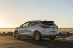 2019 Chevrolet Blazer Premier AWD in Silver Ice Metallic - Static Rear Left View