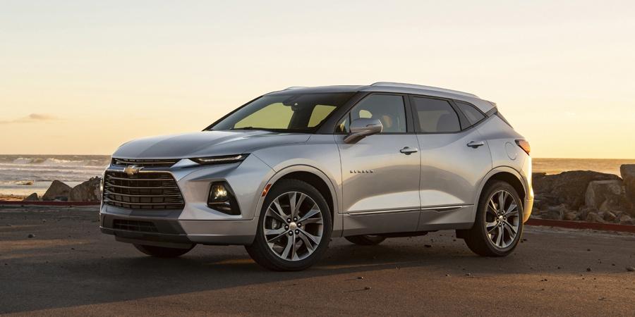 Research the 2020 Chevrolet Blazer