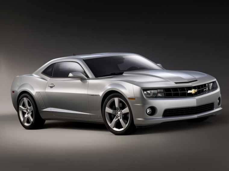 2010 Chevrolet Camaro SS Coupe Picture