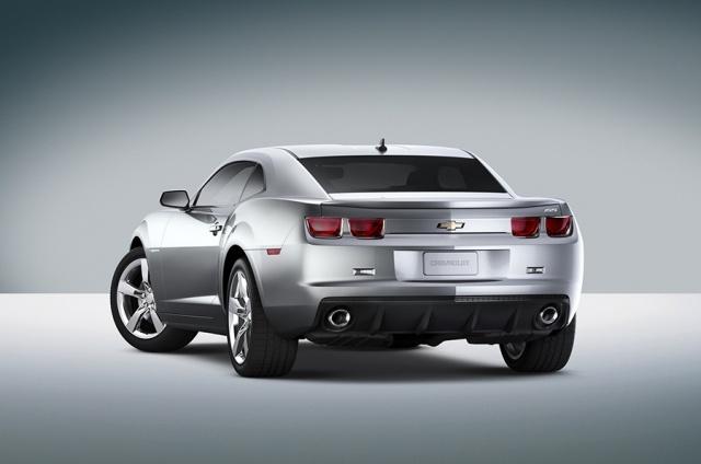 2010 Chevrolet  Camaro Picture