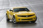 Picture of 2010 Chevrolet Camaro RS Coupe in Rally Yellow