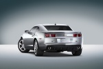 Picture of 2010 Chevrolet Camaro SS Coupe in Silver Ice Metallic