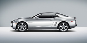 2010 Chevrolet Camaro Pictures