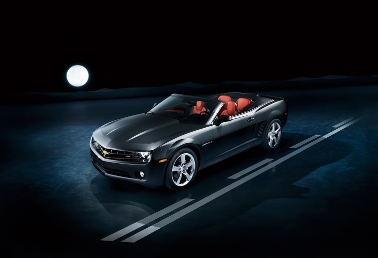 2011 Chevrolet Camaro RS Convertible Picture