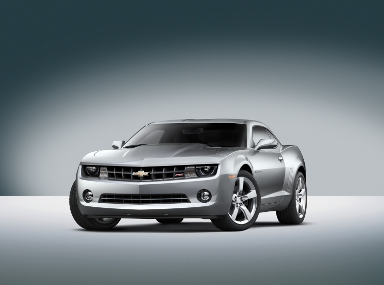 2011 Chevrolet Camaro SS Coupe Picture