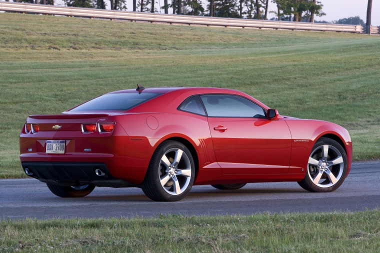 2011 Chevrolet Camaro RS Coupe Picture