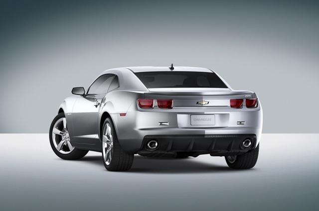2011 Chevrolet  Camaro Picture