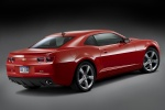Picture of 2011 Chevrolet Camaro RS Coupe in Victory Red