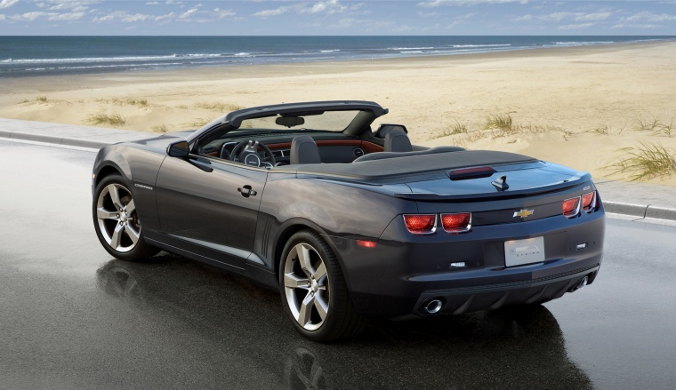 2012 Chevrolet Camaro RS Convertible Picture