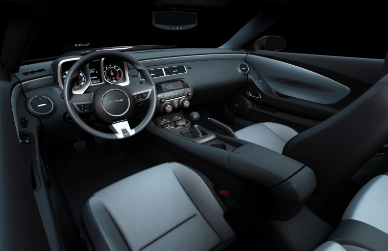 2012 Chevrolet Camaro Interior Picture