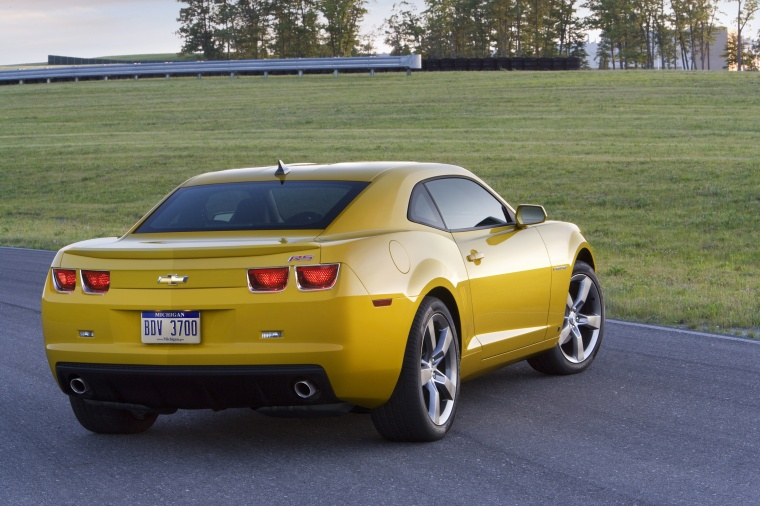 2012 Chevrolet Camaro RS Coupe Picture