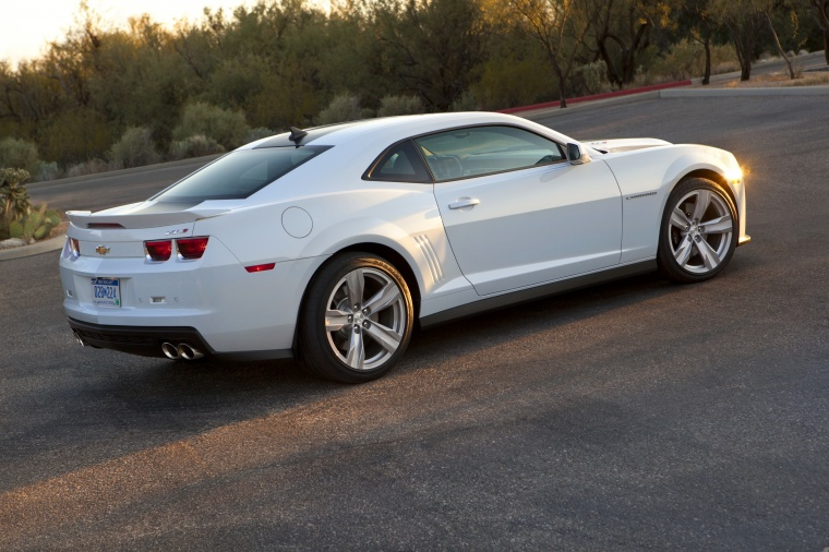 2012 Chevrolet Camaro ZL1 Coupe Picture