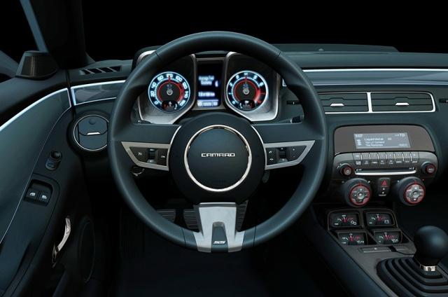 2012 Chevrolet  Camaro Picture
