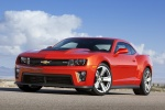 2012 Chevrolet Camaro ZL1 Coupe in Victory Red - Static Front Left Three-quarter View
