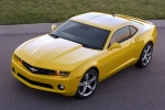 Picture of 2012 Chevrolet Camaro RS Coupe in Rally Yellow