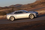 Picture of 2012 Chevrolet Camaro ZL1 Coupe in Silver Ice Metallic